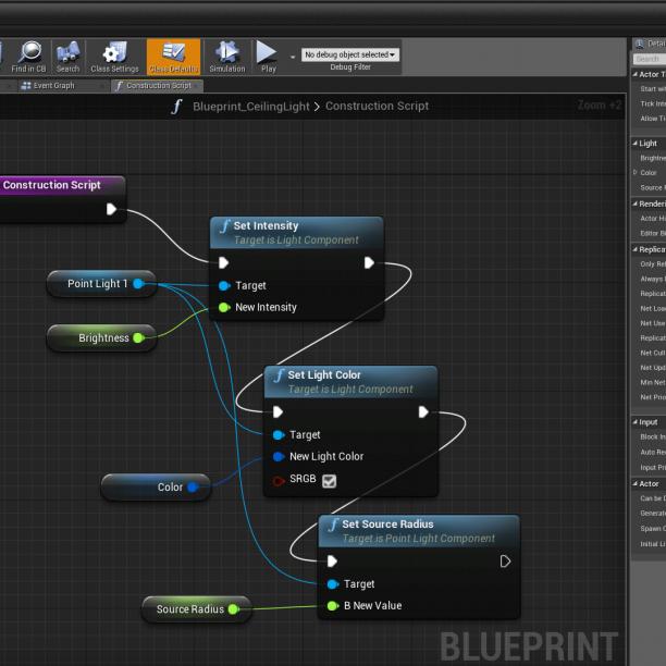 Programación de videojuegos con Unreal Engine