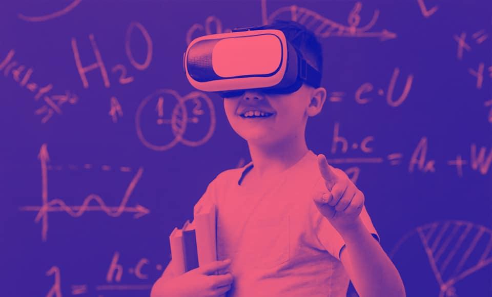 Realidad virtual para niños: ¿qué aplicaciones tiene?