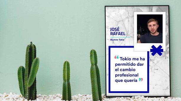Tokio School Barcelona opiniones: José Rafael comienza su nueva etapa en SAP