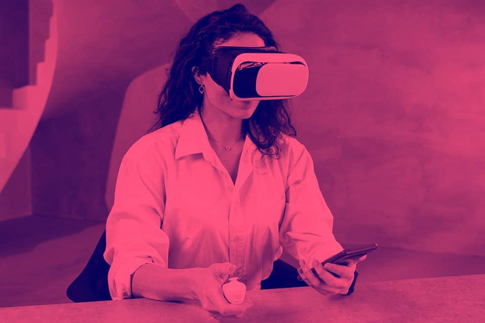 Aplicaciones de realidad virtual: apps inmersivas