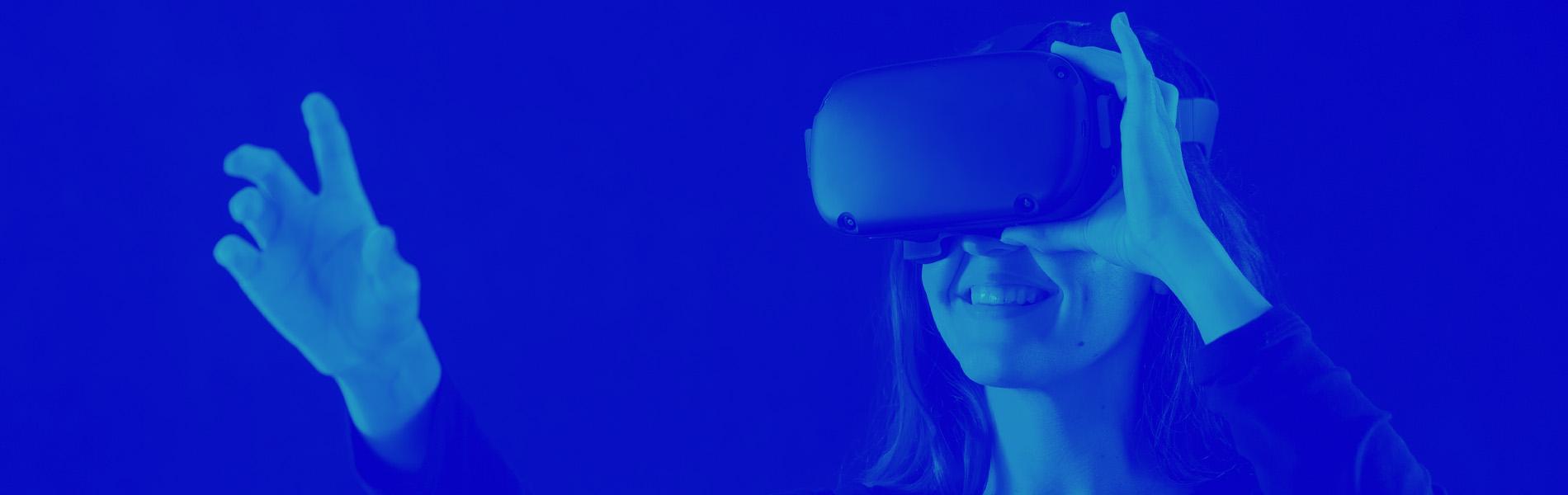 ¿Cómo funcionan las gafas de realidad virtual?