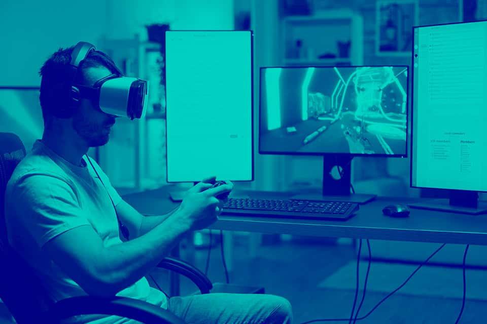 El diseño de interfaz de un videojuego