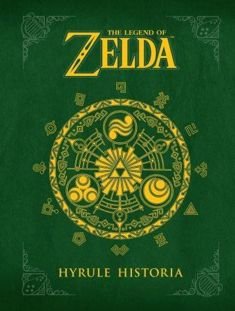 zelda hyrule historia libros videojuegos