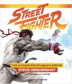 street fighter libro hendershot