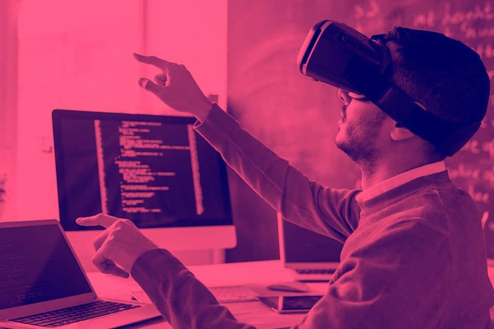 Tipos de realidad virtual: ¡viaja a otros mundos!