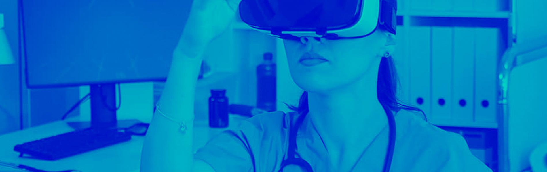 La realidad virtual en la medicina