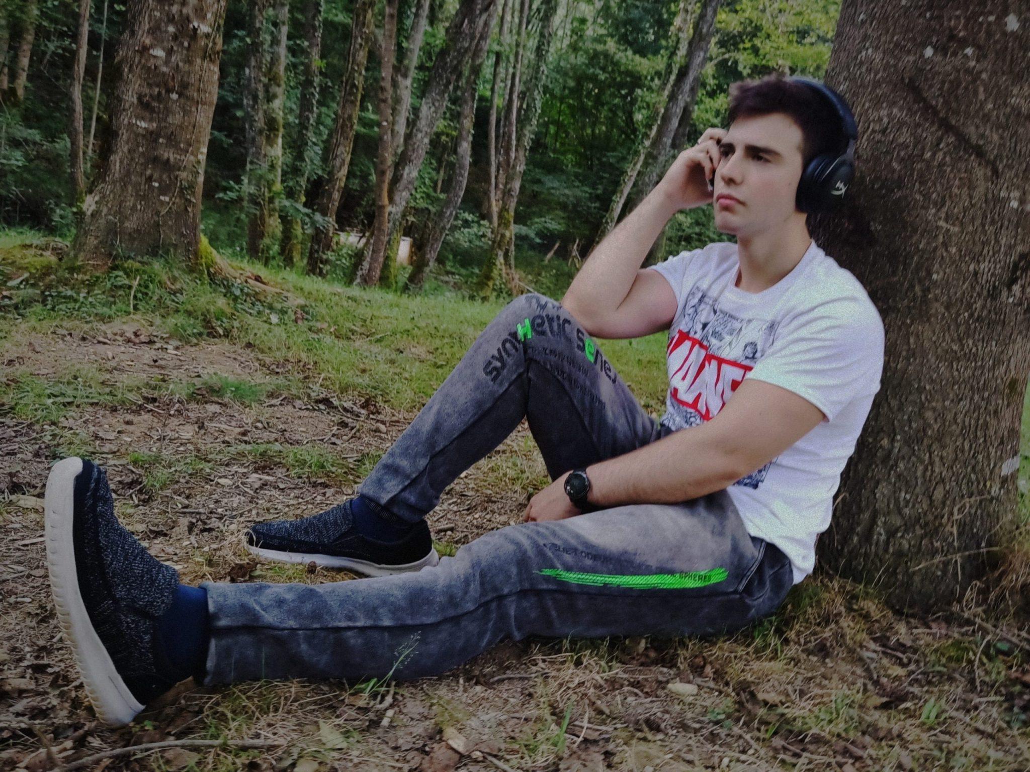 Unai Zabala, estudiante de Creación de Videojuegos con Unreal: «En Tokio transmiten la misma pasión que yo tengo por este mundo»