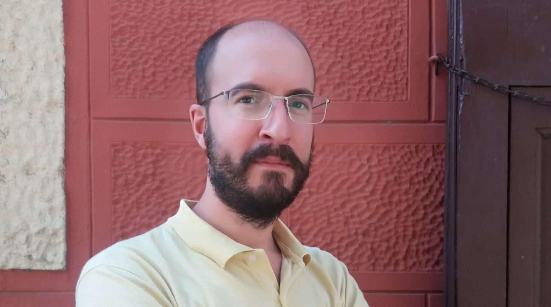 Daniel Rissech, guionista y 'narrative designer': «Me encanta contar historias que enganchen al público y que logren emocionarlo»