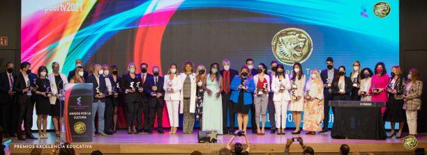 Lo hemos vuelto a hacer: Tokio School gana 4 Premios Excelencia Educativa 2021